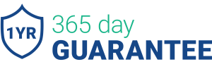1 Year | 365 Day Guarantee