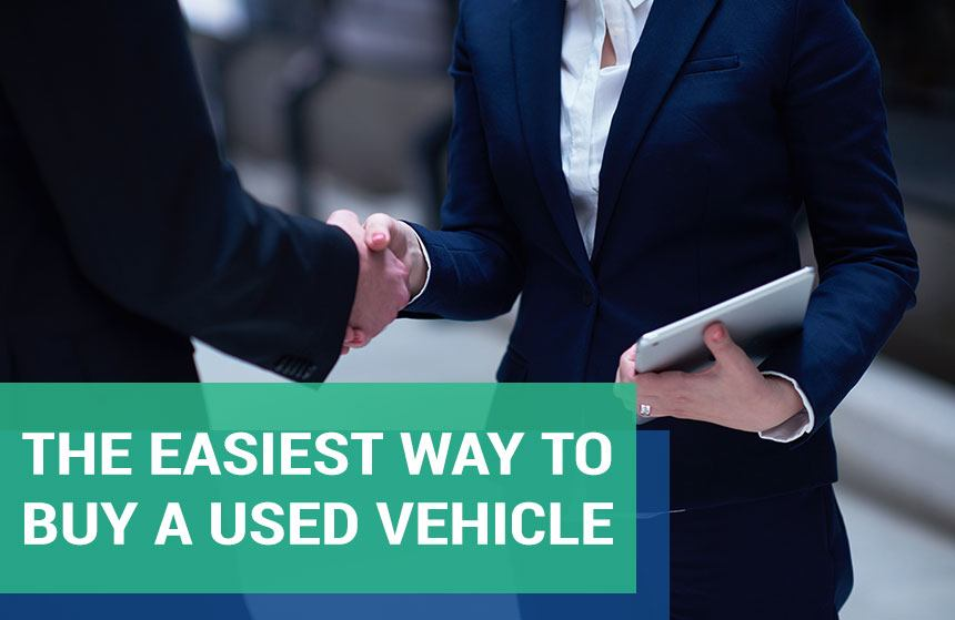 The Easiest Way to Buy a Used Vehicle is From Drive Autogroup
